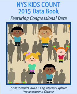 NYS Touchstones/KIDS COUNT Data Book (2015)