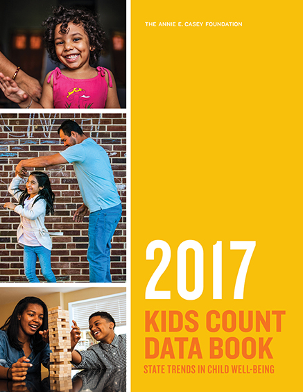 AECF KIDS COUNT Data Book (2017)
