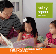 AECF Policy Report - Creating Opportunity for Families